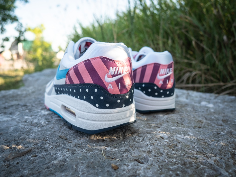 new style bb3e9 6fe7b Parra x Nike Air Max 1 – Canada Got Sole